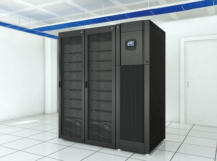 Liebert CRV, Row-based Cooling Unit – Accutech